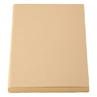 Coles Pen Company Insert for Refillable Journal 9x13 Plain Paper - Cream
