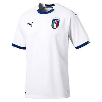 2018-2019 Italy Away Puma Football Shirt (Kids)