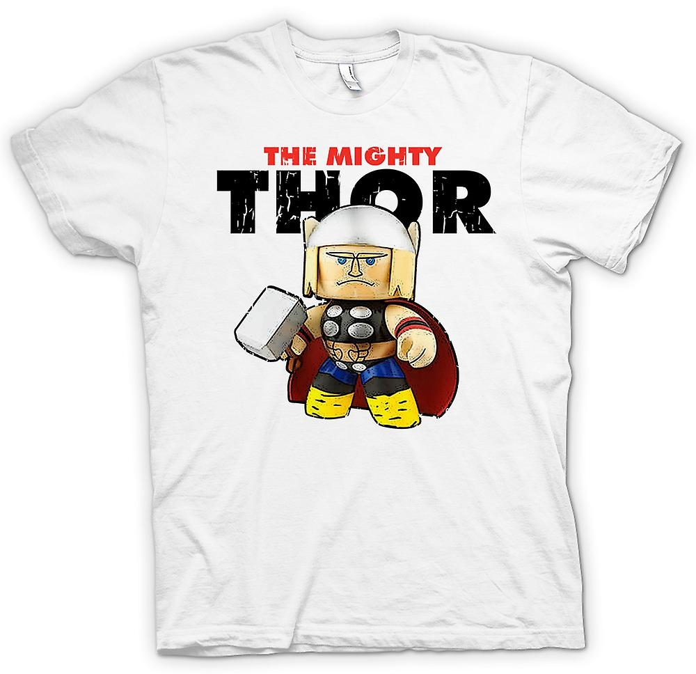 Femmes T-shirt - The Mighty Thor mignon