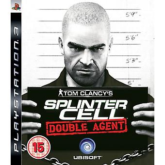 Tom Clancys Splinter Cell Double Agent (PS3)