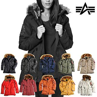 Alpha industries giacca Explorer Wmn