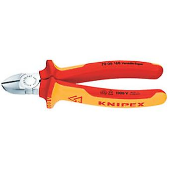 Knipex 81262 160mm VDE Fully Insulated Diagonal Side Cutter