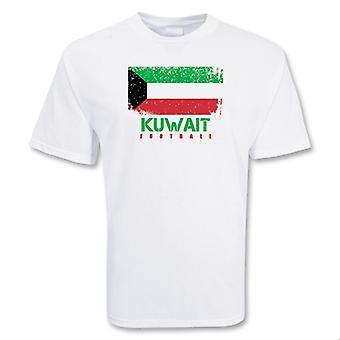 Kuwait-Fußball-T-Shirt