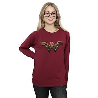 DC Comics vrouw Wonder Woman Logo Sweatshirt