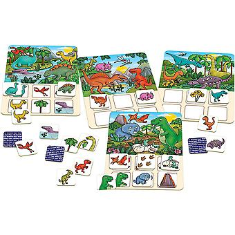 Orchard Toys dinosaure Lotto