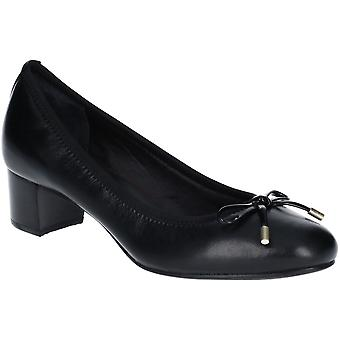 Rockport Womens Total Motion Gitty Luxe Slip-on Heel Shoes