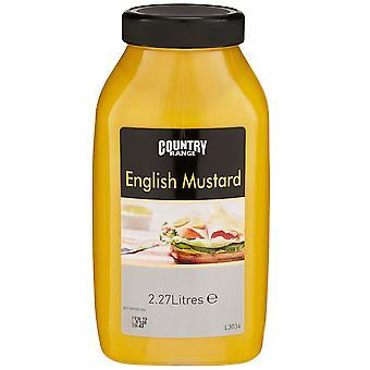 Land Auswahl englischer Senf
