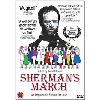 Sherman's March [DVD] USA import