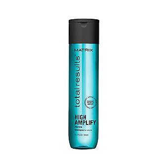 Matrice Totale risultati alta amplificare proteina Shampoo 300 ml