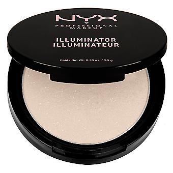 NYX Prof. Make-up leuchtenden Körper Bronzer Riutalistic