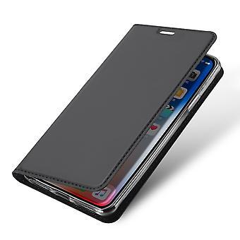 DUX DUCIS Pro Series case iPhone XS Max-dark grey