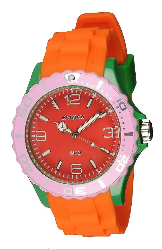 Waooh - Shows MC42 multicolor groen rood & roze