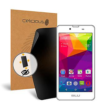 Celicious Privacy Plus 4-Way Anti-Spy Filter Screen Protector Film Compatible with BLU Neo X