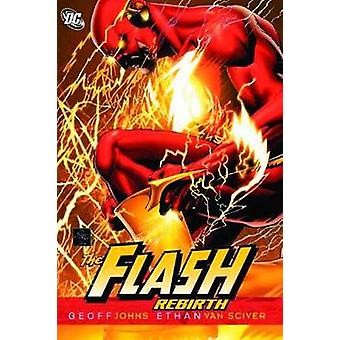 Flash - Rebirth par Ethan Van Sciver - Geoff Johns - livre 9781401230012
