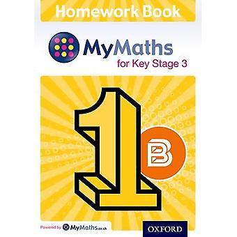 Mymaths voor Ks3 huiswerk boek 1b Single