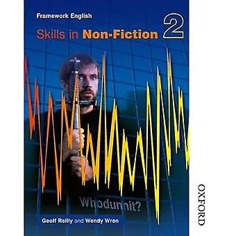 Nelson Thornes Framework English Skills in Non-Fiction 2: Bk.2