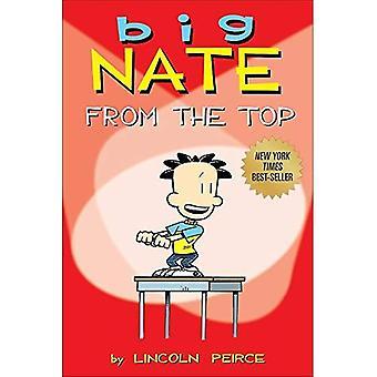 Nate grande: Do topo