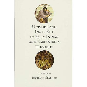 Universet og indre selv i tidlige indiske og tidlige græske tanke