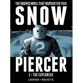 Snowpiercer Vol.2 - les explorateurs