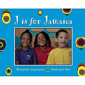 J is for Jamaica (World Alphabet)
