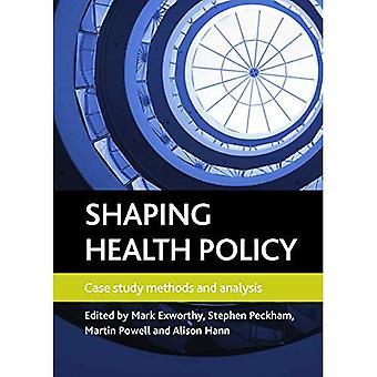 Gestaltung der Gesundheitspolitik: Fallstudie Methoden und Analysen