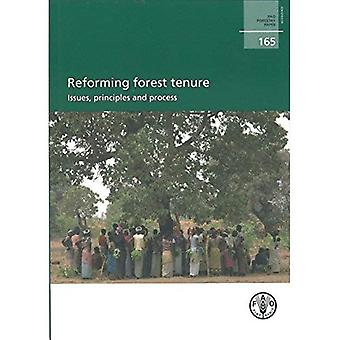 Reforming Forest Tenure