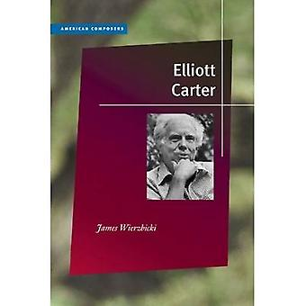 Elliott Carter por James Wierzbicki - libro 9780252078002