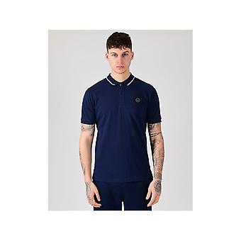 Marshall Artist Navy Siren Polo Shirt