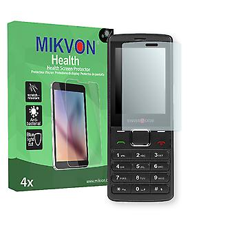 Swisstone SC 550 Screen Protector - Mikvon Health (Retail Package with accessories)