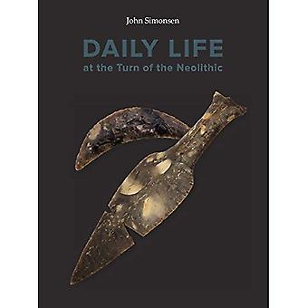 Daily Life at the Turn of� the Neolithic: A comparative study of longhouses with sunken floors at Resengaard and nine other settlements in the Limfjord region, South Scandinavia (Publications of� the Jutland Archeaological Society)