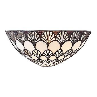 Lámpara de pared de Tiffany Missori - interiores 1900 70394