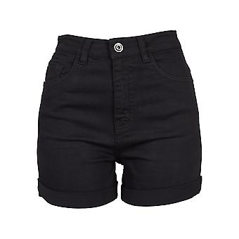 Urban classics ladies of shorts Highwaist Stretch Twill