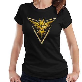 Go Instinct Pokemon Go Zapdos Women's T-Shirt