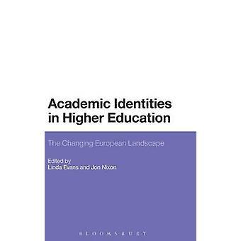 Akademiske identiteter i videregående uddannelse af Evans & Linda