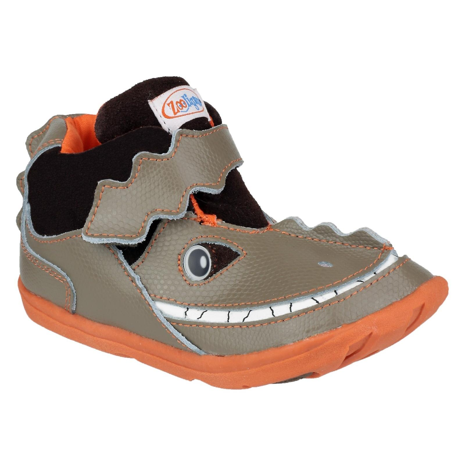 Zooligans Zoo Deano The Dinosaur Boys chaussures