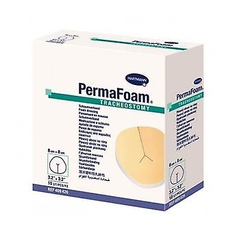 Permafoam Tracheostomy 8X8Cm 409426 10