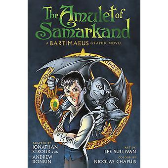 Das Amulett von Samarkand Graphic Novel von Jonathan Stroud - 9780552563