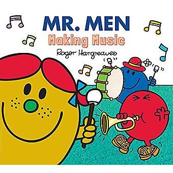 M. Men Making Music-9781405290784 livre