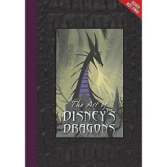 The Art of Disney's Dragons by Tom Bancroft - 9781484747162 Book