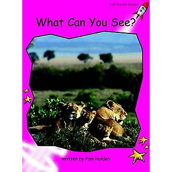 What Do You See? - Emergent (International edition) by Pam Holden - 97