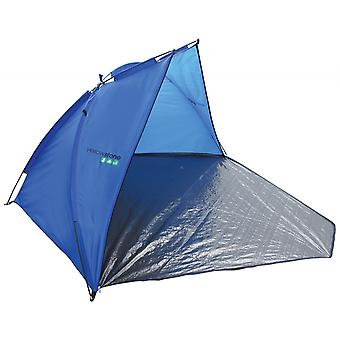 Yellowstone 1 man Beach Camping Shelter Tent With Closure Blue