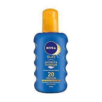 Nivea Protect & Moisture Moisturising Sun Spray