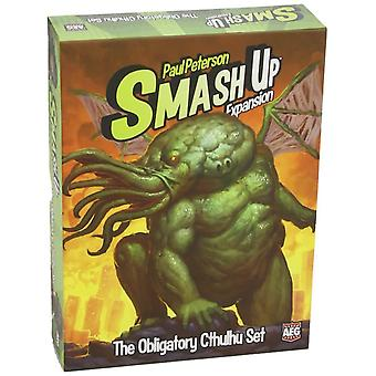 Smash Up Expansion the Obligatory Cthulhu Expansion Card Game