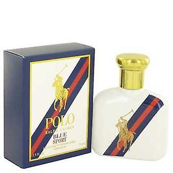 Polo Blue Sport de Ralph Lauren Eau De Toilette Spray 2.5 Oz (hombres) V728-499717