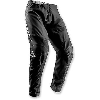 Thor Black 2018 Sector Zones Kids MX Pant