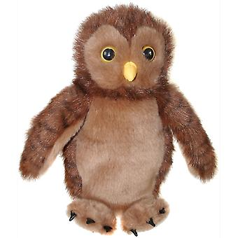 Hand Puppet - CarPets Glove - Owl Soft Doll Plush PC008034
