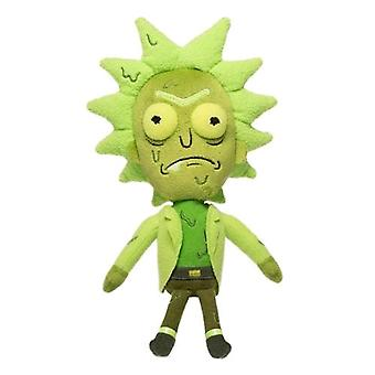 Rick and Morty Toxic Rick Plush