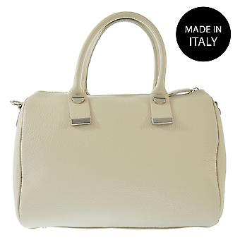 Handbag made in leather 80016