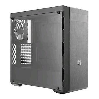 Cooler master masterbox mb600l case middle tower atx/micro-atx/mini-itx 2 port usb 3.0 grey color (windowed)