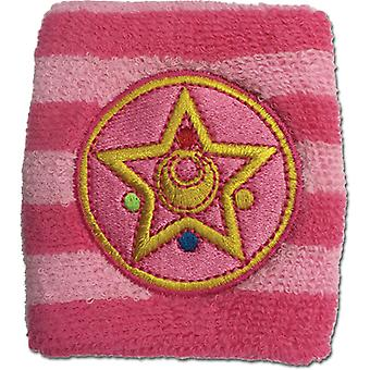 Sweatband - Sailor Moon - New Moon Brooch Anime Licensed ge64746
